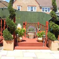 The GS Landscaping portfolio is extensive; from paving to fencing and everything in between!